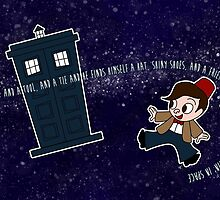 A Timelord Needs... by mikaelaK
