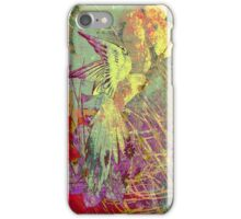 LOVELY PARROT. iPhone Case/Skin