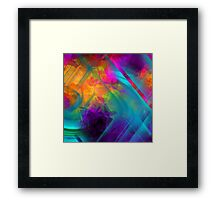 The Color Of My Love Live Framed Print