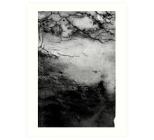 Hell's Storm In a Dream 1 Art Print