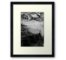 Hell's Storm In a Dream 1 Framed Print