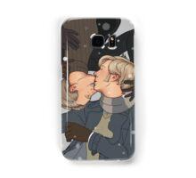 Wintery kisses Samsung Galaxy Case/Skin