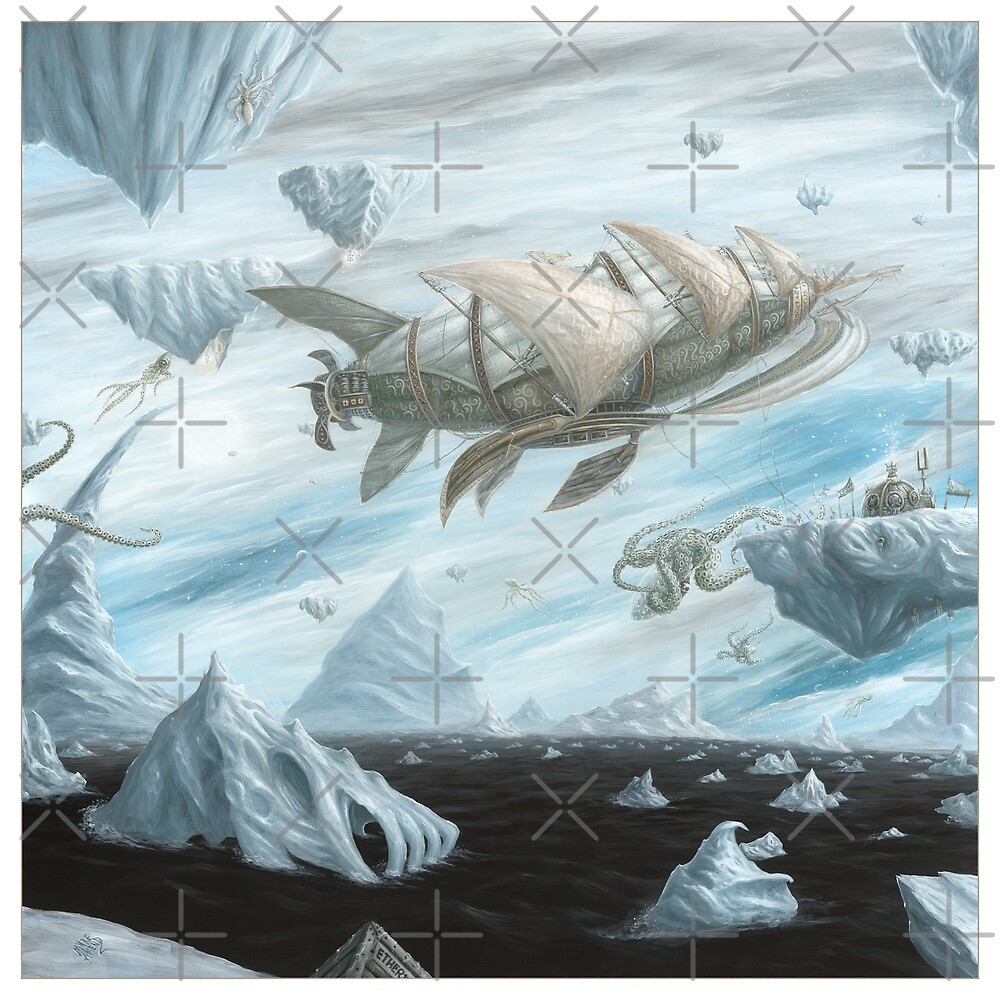 The Antarctic Experiment by Bethalynne Bajema
