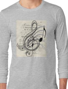 GOT THE MUSIC IN ME Long Sleeve T-Shirt