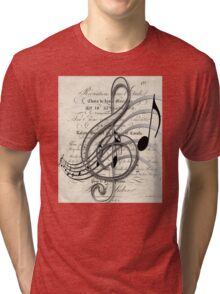 GOT THE MUSIC IN ME Tri-blend T-Shirt