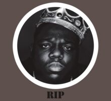 Notorious BIG - RIP Kids Clothes