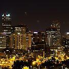 Denver in Gold by Katagram