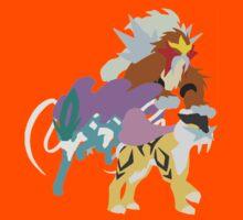 Legendary Beasts Kids Tee