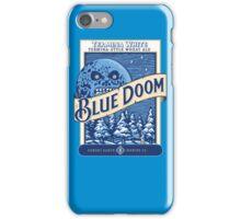Blue Doom iPhone Case/Skin