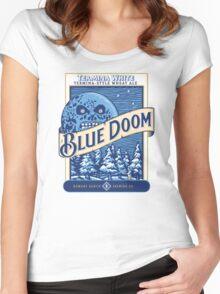 Blue Doom Women's Fitted Scoop T-Shirt