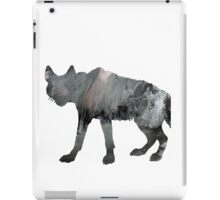 Hyena iPad Case/Skin