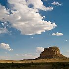 Fajada Butte  by Ken  Hurst
