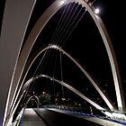 Seafarer's Bridge, Melbourne by Peter Smith