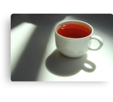black tea Canvas Print