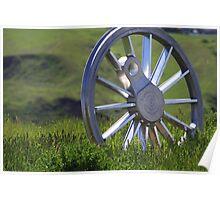 Galt Wheel Poster