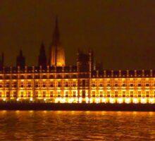 Westminster, Big Ben Sticker