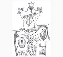 Les Femmes du Roi One Piece - Short Sleeve