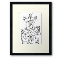 Les Femmes du Roi Framed Print