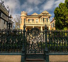 The Cornstalk Fence Hotel by Mari  Wirta