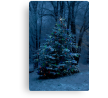 O Christmas Tree Canvas Print