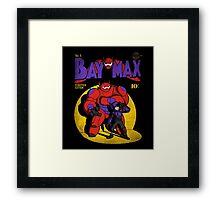 Baymax No. 6 Framed Print