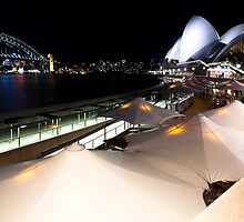 Circular Quay by Gavin Poh