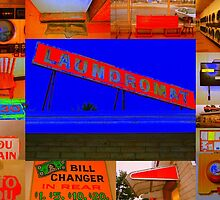 Laundromat! by farmbrough