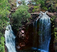 Florence Falls, Litchfield National Park by Hicksy