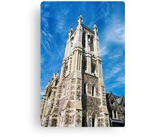 """City of Churches"" Canvas Print"