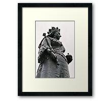 """Victoria"" Framed Print"
