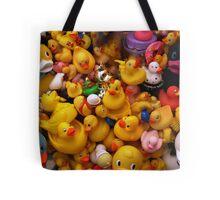 Flock Of Ducks: 01 Tote Bag