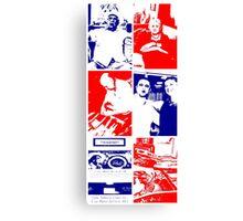 """ Familia Cuba Tobacco Cigar Co.""  Canvas Print"