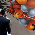 Hosier Lane has become Wedding Photos Lane.  by geof