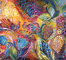 The Flowers and Fruits by Elena Kotliarker