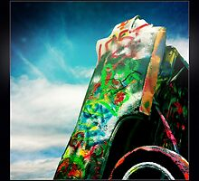 Cadillac Ranch by thejourneysofar