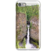 Wells Gray Waterfall iPhone Case/Skin