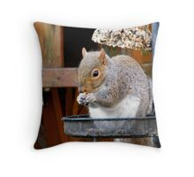 You can ring my bell !! Throw Pillow