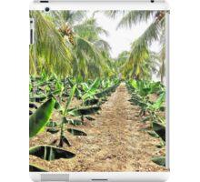 Thilanka Plantation iPad Case/Skin