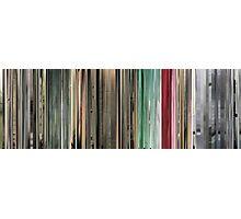 Moviebarcode: The Animatrix 6: World Record (2003) Photographic Print