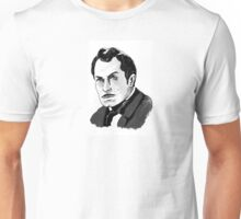 Vincent Price Horror Movie Art Unisex T-Shirt