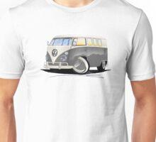 VW Splitty (11 Window) Grey Unisex T-Shirt