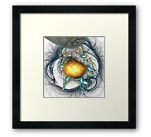 More than dust and ashes Framed Print