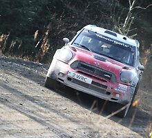 Kris Meeke/Paul Nagle - Mini Countryman - Wales Rally GB 2011 by MSport-Images