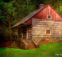Hunters cabin..... by DaveHrusecky