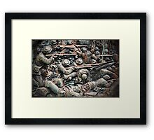 Chickamauga-2000 Framed Print
