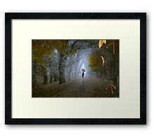 A Day In November Framed Print