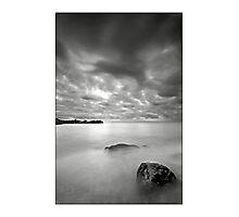 Silky Storm Photographic Print