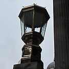 London City lamp post  by bubblehex08