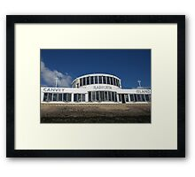 The Labworth Cafe, Canvey Island, Essex Framed Print