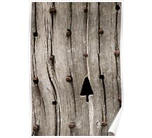 Tree in Wood Poster